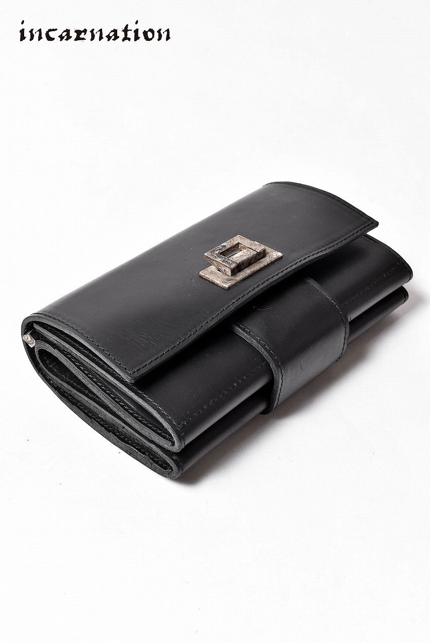 Load image into Gallery viewer, incarnation CALF LEATHER WALLET LARGE #2