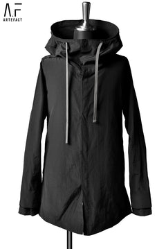 Load image into Gallery viewer, A.F ARTEFACT HOODED JACKET NYLON/COTTON