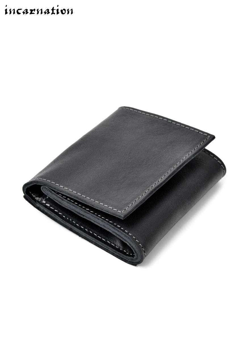 incarnation WAXY HORSE LEATHER WALLET 3FOLD