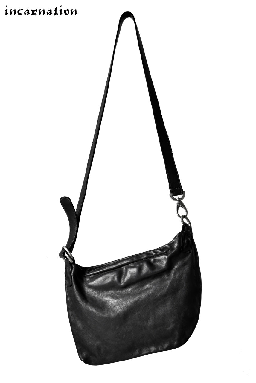 incarnation CALF LEATHER SNATPACK BAG #4
