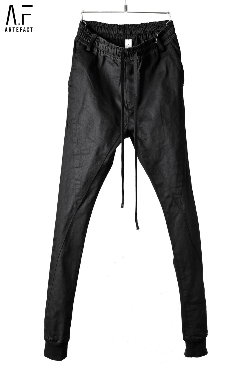 "A.F ARTEFACT ""SKINNY DENIM"" JOGGER PANTS (BLACK)"