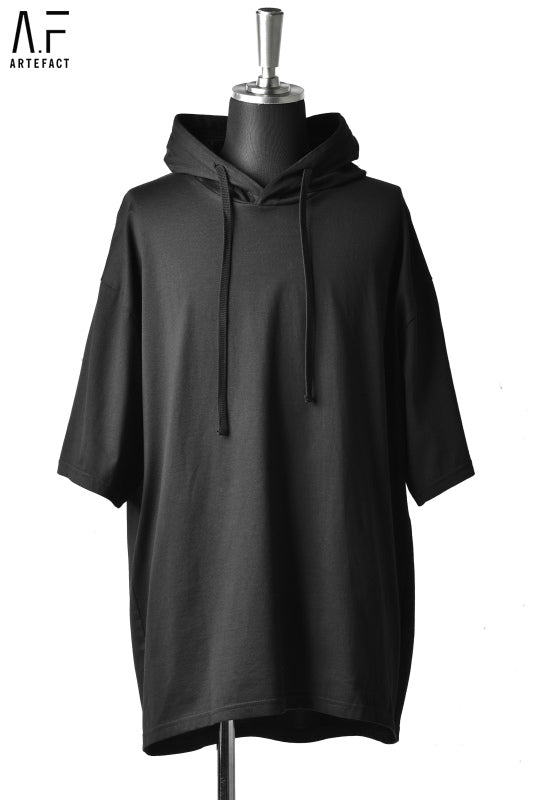 A.F ARTEFACT OVERSIZED HOODIE TOP