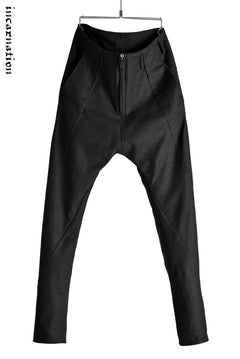 画像をギャラリービューアに読み込む, incarnation TWISTED DROPCROTCH PANTS / COTTON DOBBY(HeatPerformance)