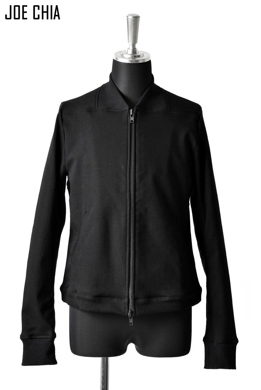 JOE CHIA HeatPerform FITTED JACKET (BLACK)