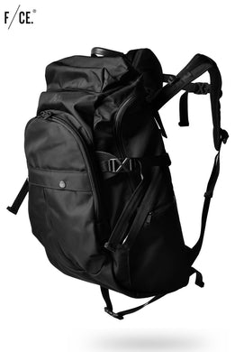 F/CE.® AUTHENTIC BACKPACK TYPE-B / CORDURA BALISTIC (BLACK)