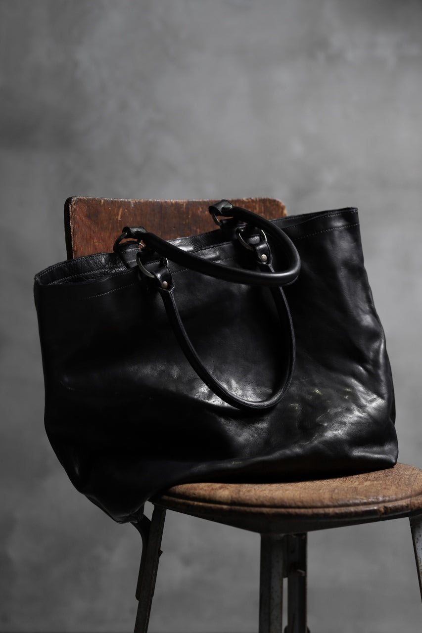 linea_f by incarnation Calf Shoulder Leather Tote Bag