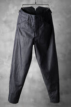 Load image into Gallery viewer, sus-sous supima denim working dress trousers (INDIGO)