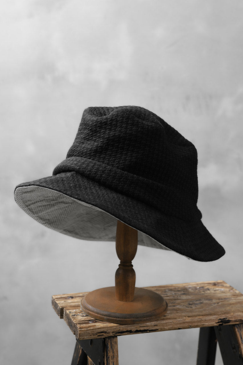 forme d'expression Panama Hat (Black)