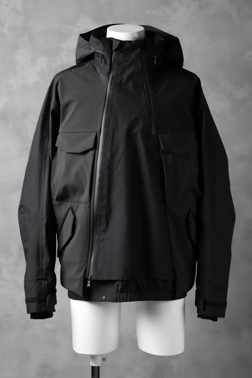 The Viridi-anne ANORAK JACKET / SCHOELLER WATER-REPELLENT & 3LAYER