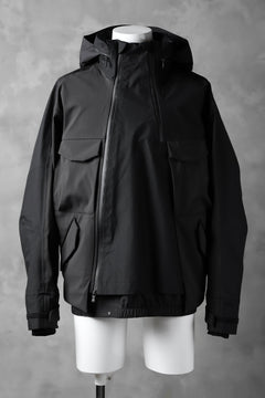 Load image into Gallery viewer, The Viridi-anne ANORAK JACKET / SCHOELLER WATER-REPELLENT & 3LAYER
