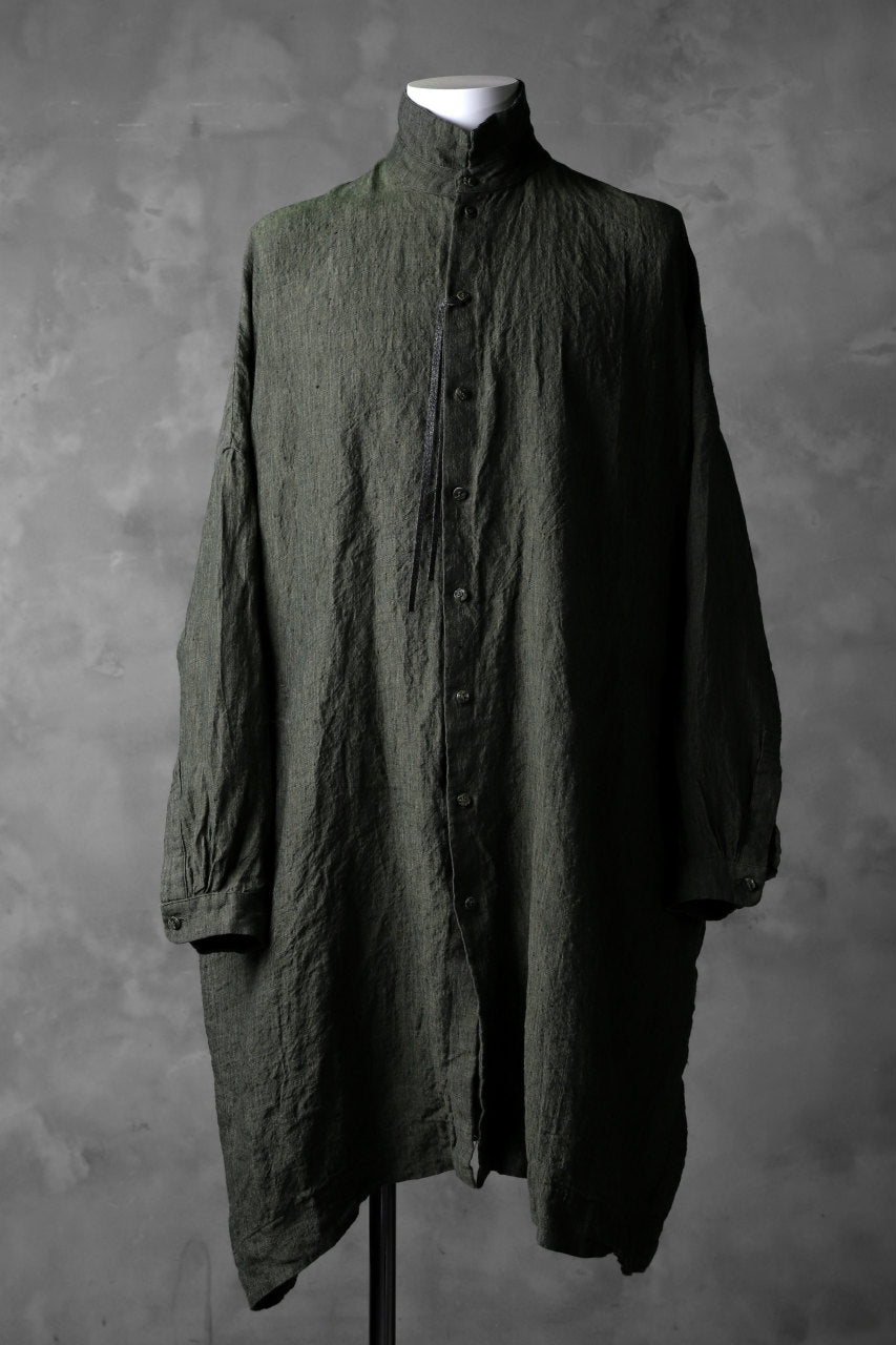 Load image into Gallery viewer, _vital exclusive over silhouette long shirt