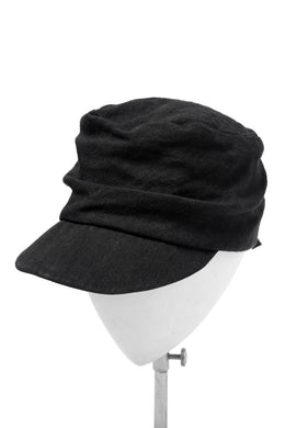 forme d'expression Cadet Cap (Off Black)