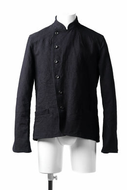 sus-sous jackets cooks / C58L42 2/1 cloth (INDIGO×CHARCOAL)