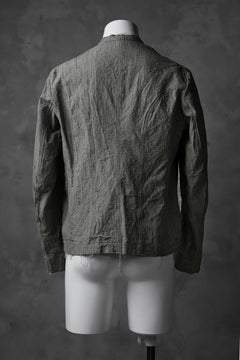 画像をギャラリービューアに読み込む, KLASICA CIRCA OLD STYLE JACKET / GARMENT WASHED (GREIGE)