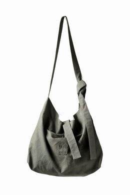 KLASICA BIVOUAC limited SHOULDER-BAG / 40'S BRITISH TENT (USED OLIVE)