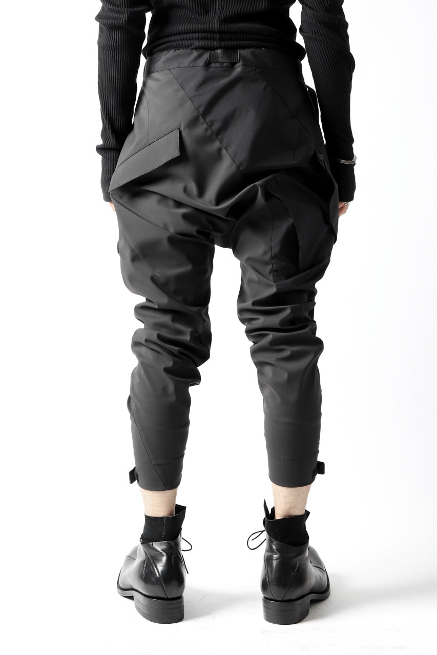 The Viridi-anne TACTICAL TROUSERS / SCHOELLER WATER-REPELLENT & 3LAYER