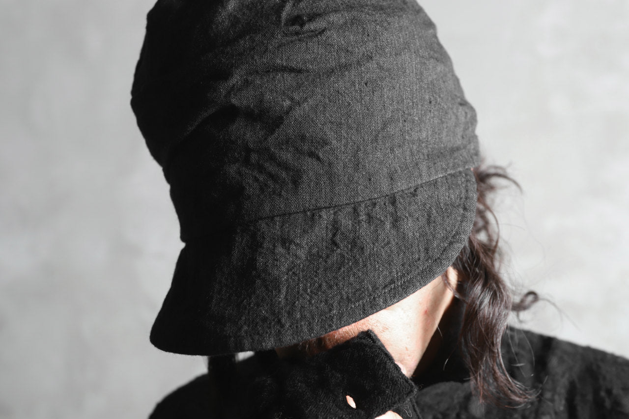 forme d'expression Forage Cap (Off Black)