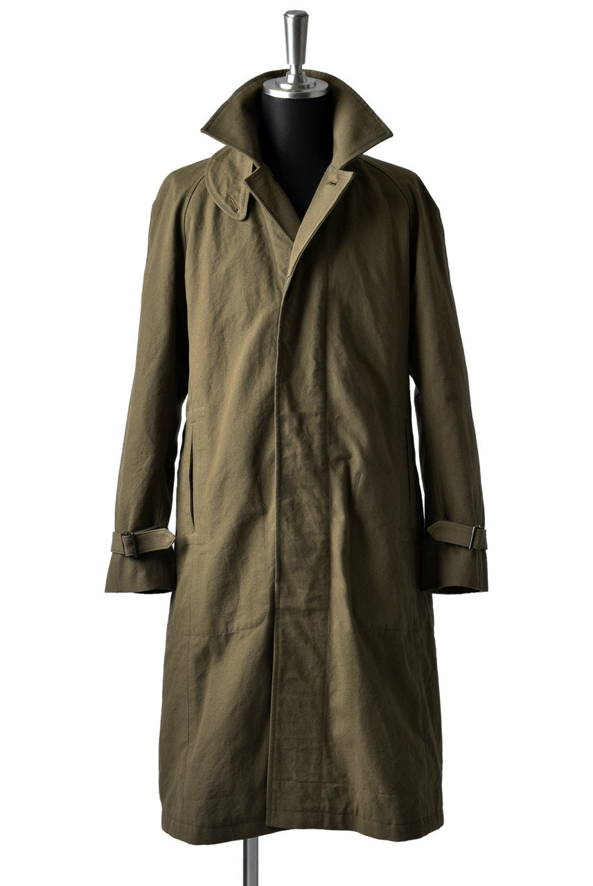Load image into Gallery viewer, sus-sous motocycle coat MK-1 (KHAKI BEIGE)