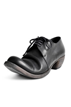 Load image into Gallery viewer, EVARIST BERTRAN EB4 Derby Shoes with Up Heel (BLACK)