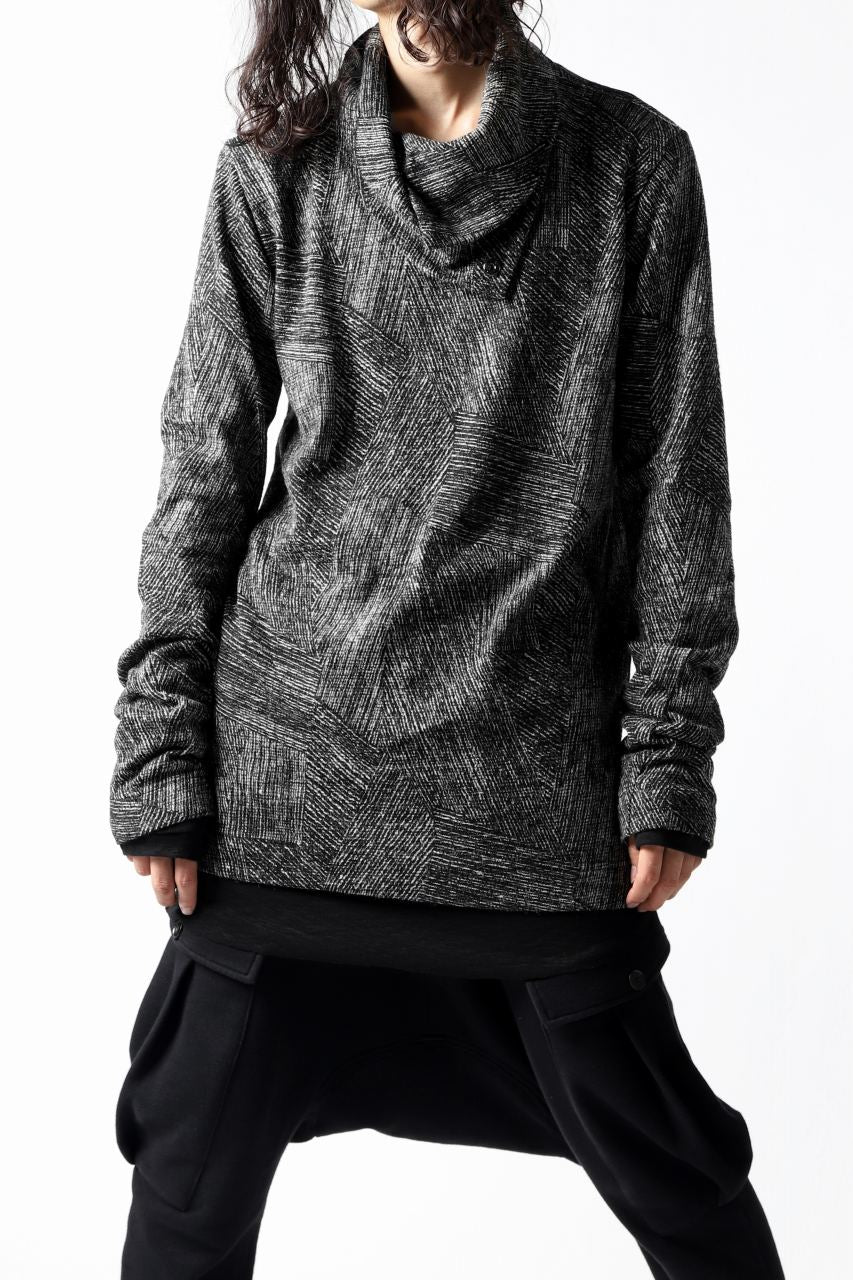 A.F ARTEFACT LAYERED HIGH NECK LONG SLEEVE TOPS