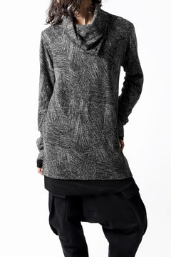 画像をギャラリービューアに読み込む, A.F ARTEFACT LAYERED HIGH NECK LONG SLEEVE TOPS
