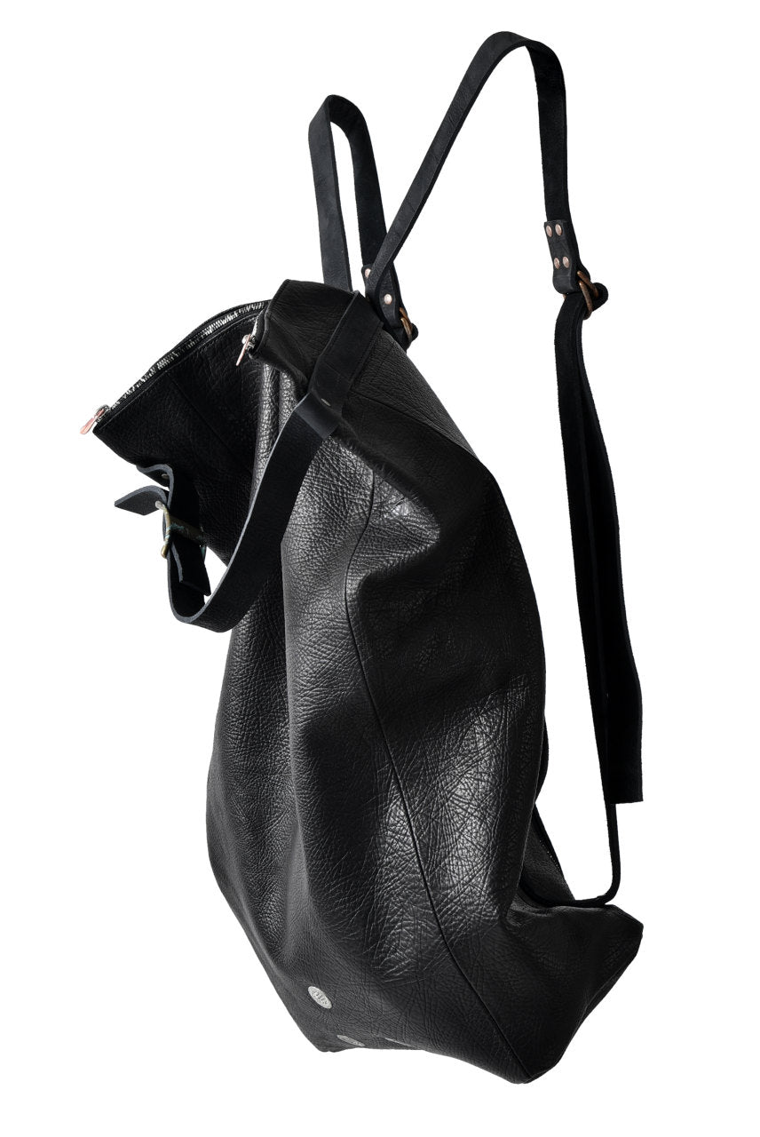 ierib exclusive MT harness 2way backpack / horse shrink (BLACK)