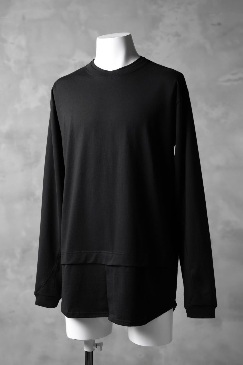 The Viridi-anne RELAX LONG SLEEVE TOPS / C.JERSE