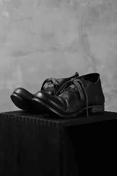 画像をギャラリービューアに読み込む, Portaille exclusive PL20 Derby Shoes (ROMANERO Soft Horse / BLACK)