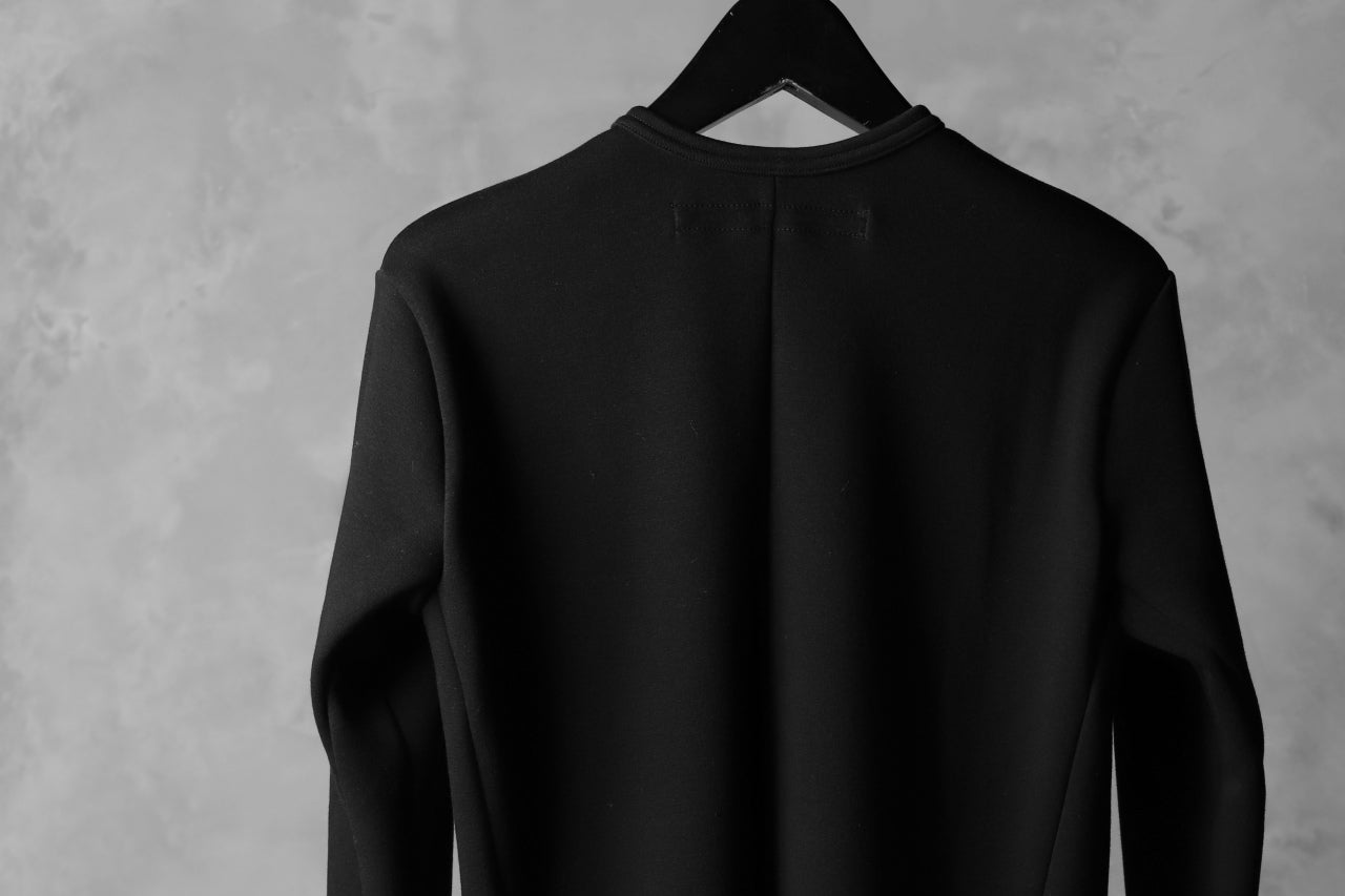 A.F ARTEFACT exclusive BomberHEAT® BASIC TOPS (BLACK)
