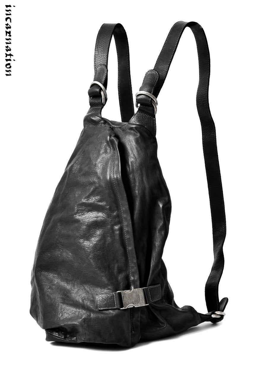 incarnation CALF LEATHER 2WAY BACKPACK