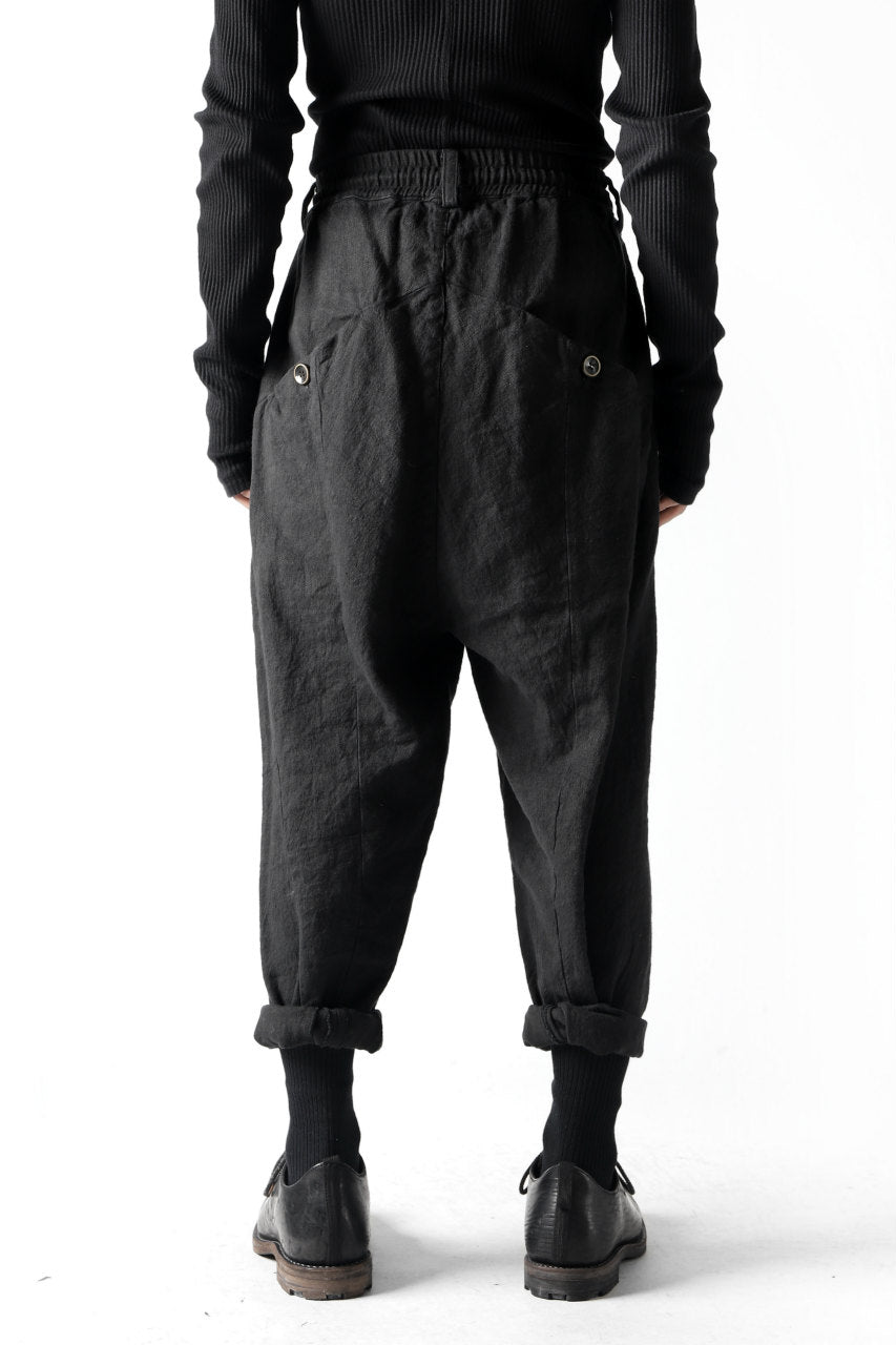 Load image into Gallery viewer, _vital fanage tapered pants / organic twill