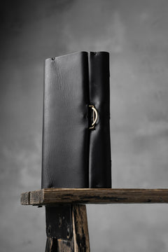画像をギャラリービューアに読み込む, KLASICA LONG WALLET / TEMPESTI OILED COW BENDS LEATHER (BLACK)