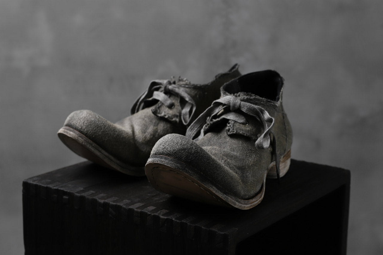 daska×Portaille exclusive for LOOM Handmade Derby Shoes (Japan Ink)