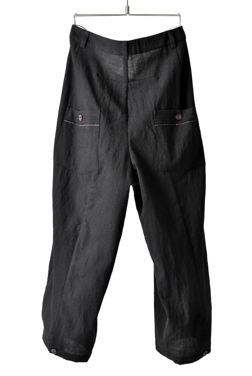 Aleksandr Manamis WIDE FIT ANKLE PANT