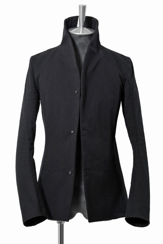 "N/07 ""tres dimensiva"" [cotton/wool doddy tweed 