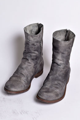 A DICIANNOVEVENTITRE A1923 HORSE REVERSE BOOTS ST-3 (GREY)