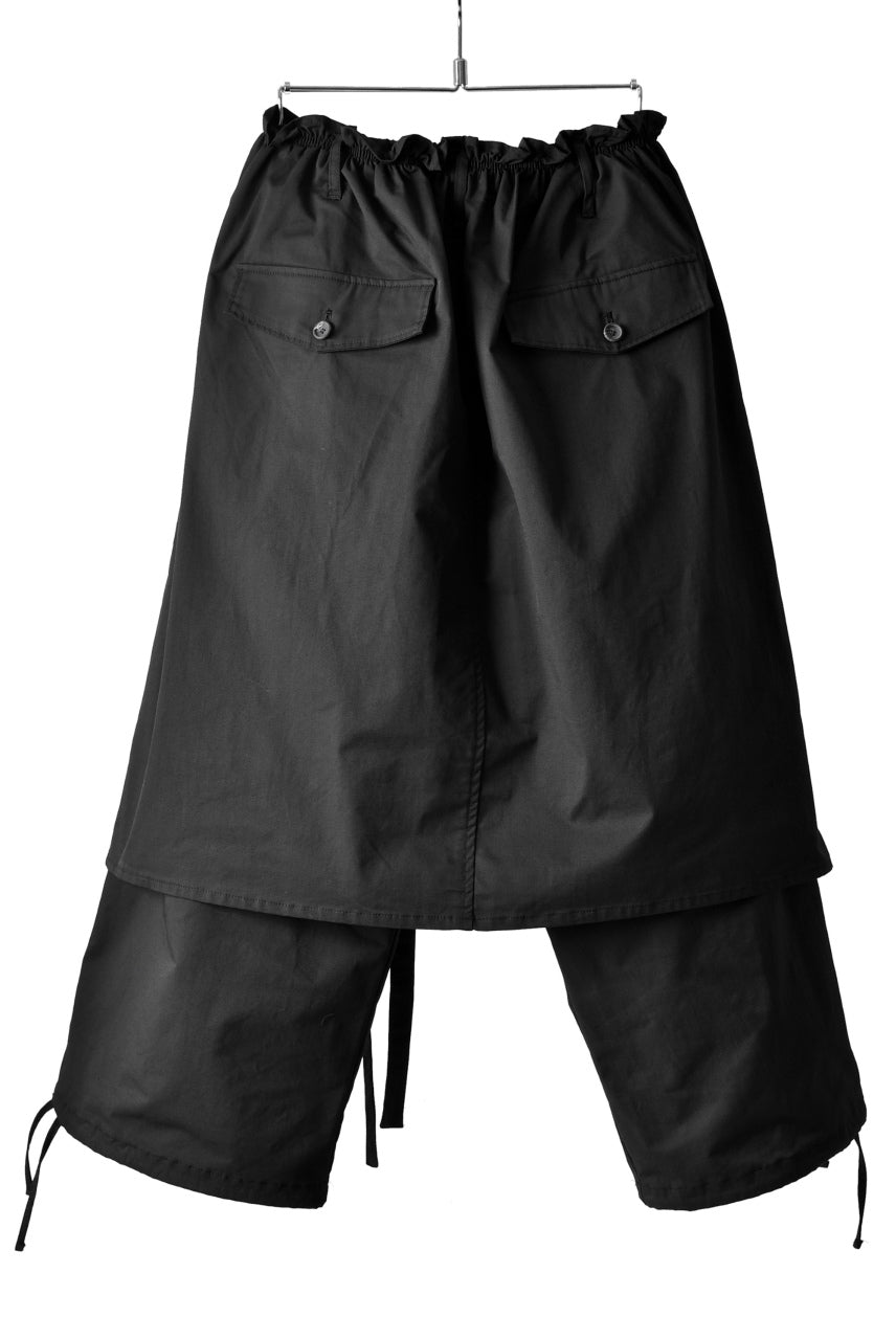 Load image into Gallery viewer, N/07 Wrap Field Trousers / CORDURA® Dobby (BLACK)