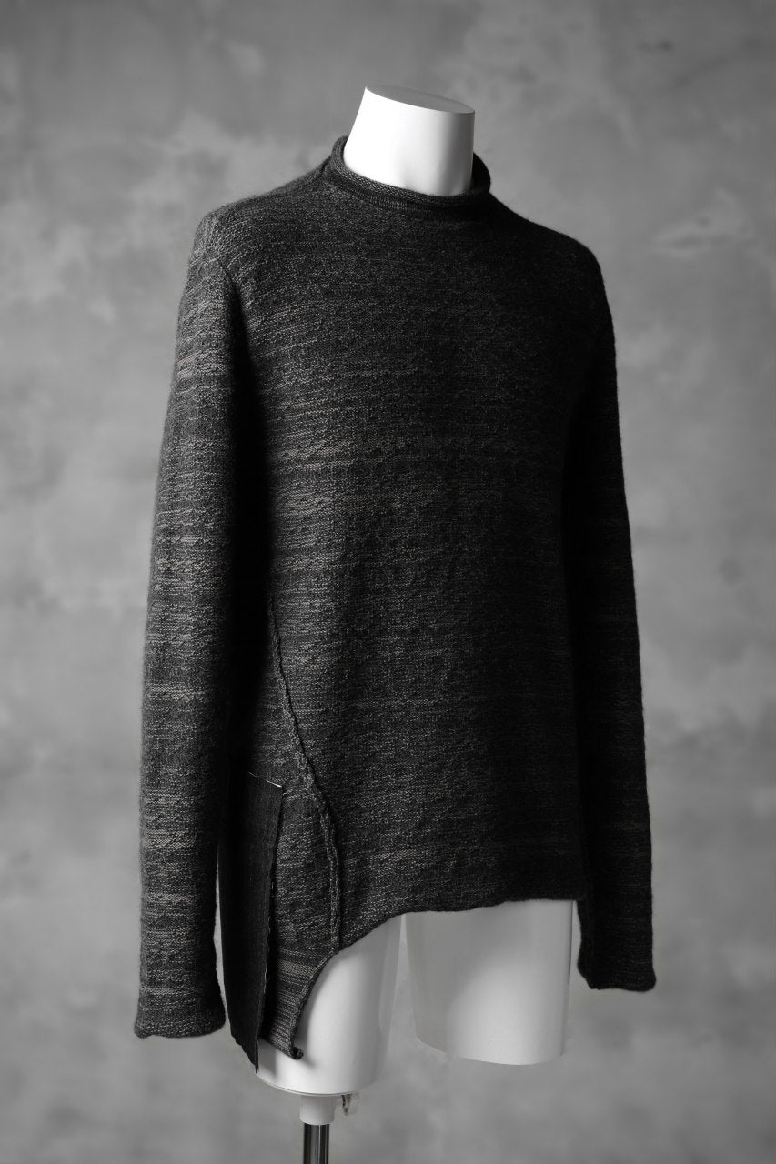 Load image into Gallery viewer, DANIEL ANDRESEN ×The Viridi-anne Anomaly Pattern Knit Pullover