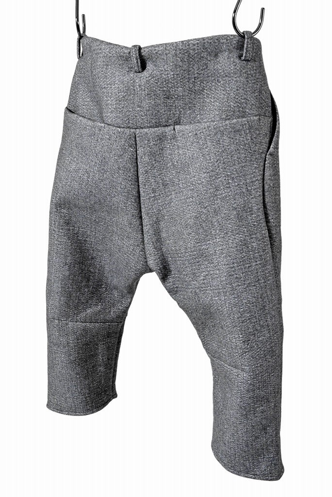 "N/07 Pant ""7"" [three layer structure needlepunch 