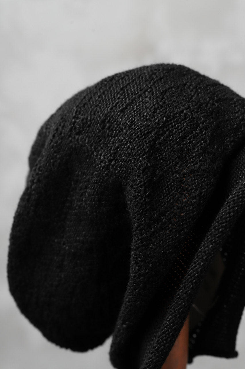 画像をギャラリービューアに読み込む, DANIEL ANDRESEN ×The Viridi-anne Reverse Knit Beanie