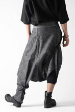 画像をギャラリービューアに読み込む, un-namable exclusive Metaboly Ultra Wide Pants / Blur Fabric (GREY)