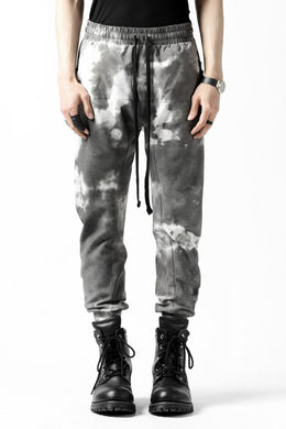 thomkrom DYEING SWITCH JOGGERS (MARBLE)