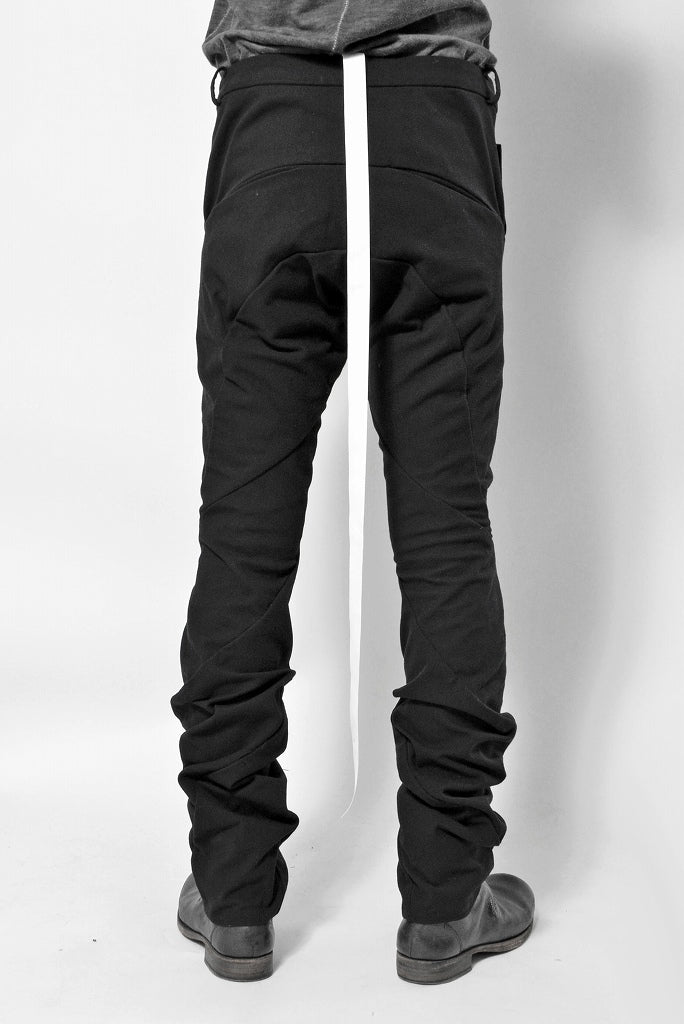 "N/07 Pant ""motum"" [cotton/wool doddy tweed 