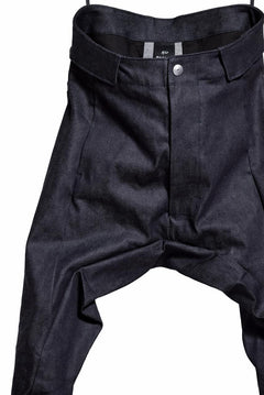 Load image into Gallery viewer, N/07 Spandex-denim stretch dropslim sarrouel pant (INDIGO)