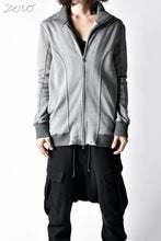 Load image into Gallery viewer, ZERO PANELED TRACK JACKET / JP-Paper Jersey