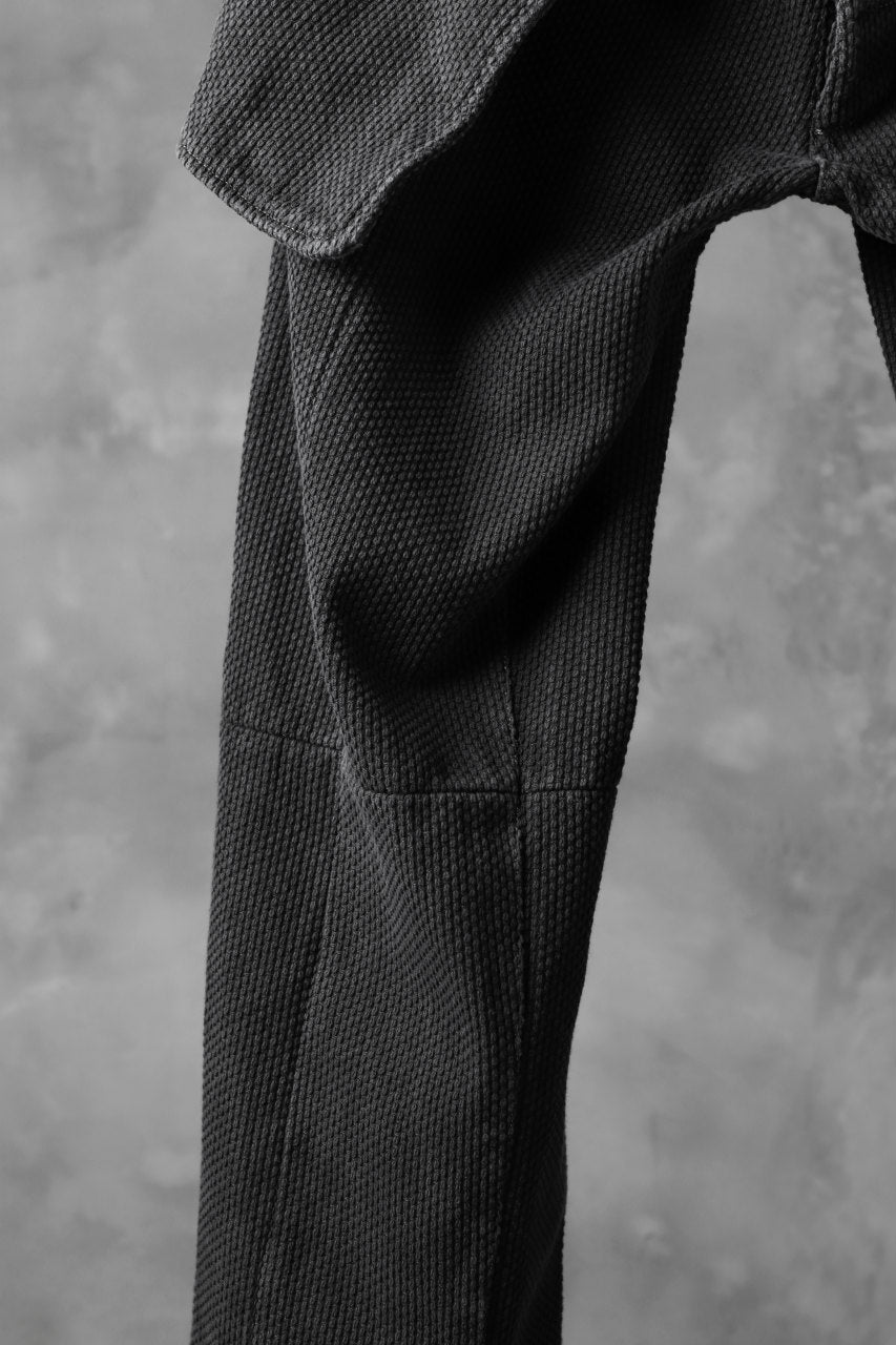 "Load image into Gallery viewer, _vital fanage painter pants / hand dye & wash ""SASHIKO"""