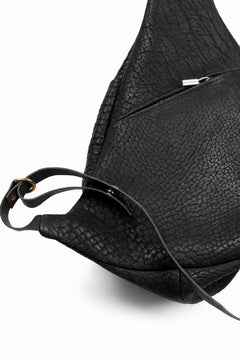 画像をギャラリービューアに読み込む, ierib Harness One Shoulder Bag / Rough Bull (BLACK)