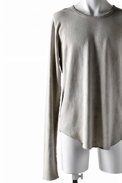 Load image into Gallery viewer, RUNDHOLZ DIP LIGHT SWEAT LONG SLEEVE CUT SEWN (UMBRA)