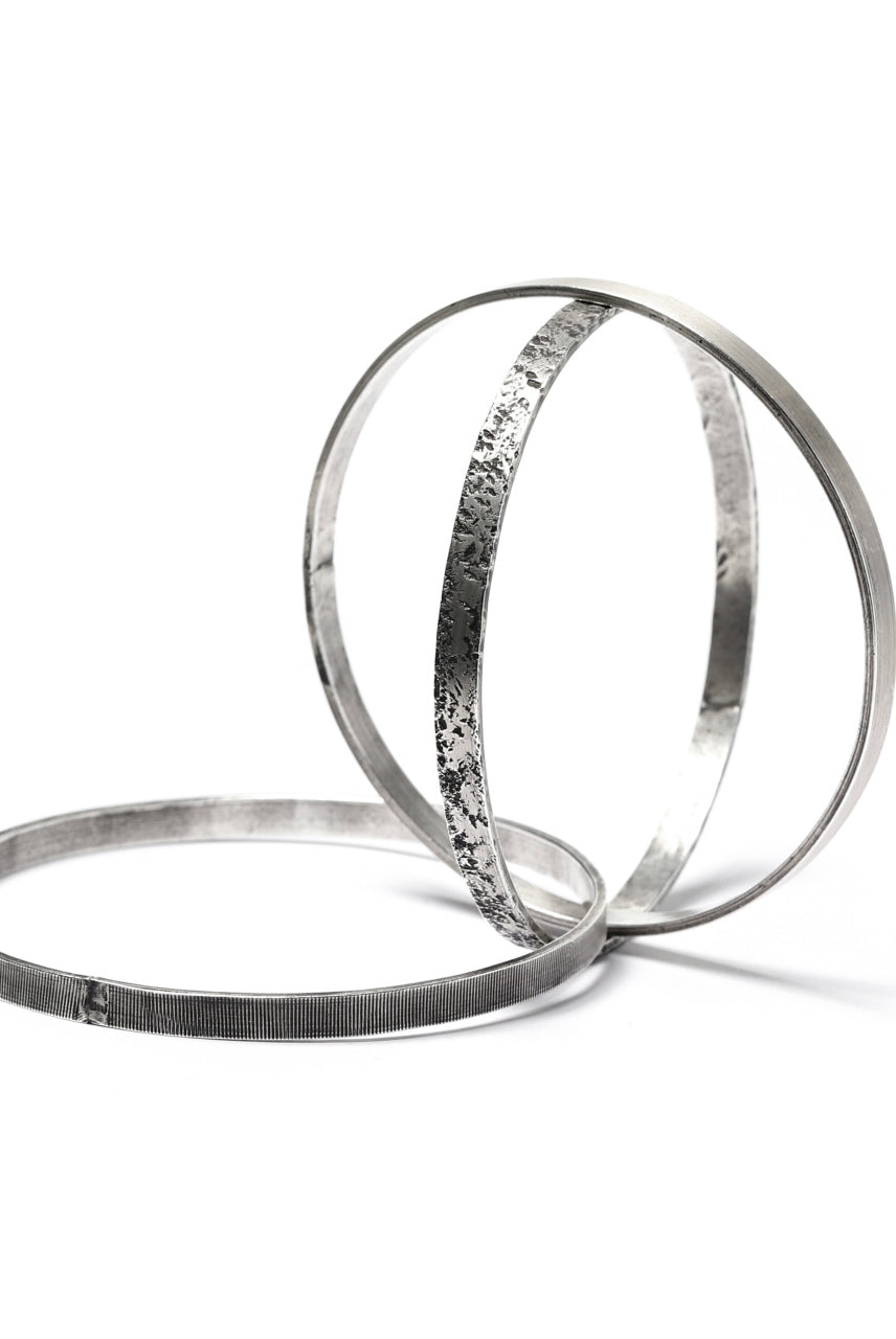 Load image into Gallery viewer, Holzpuppe Trinity Silver Bracelet (HR-612)