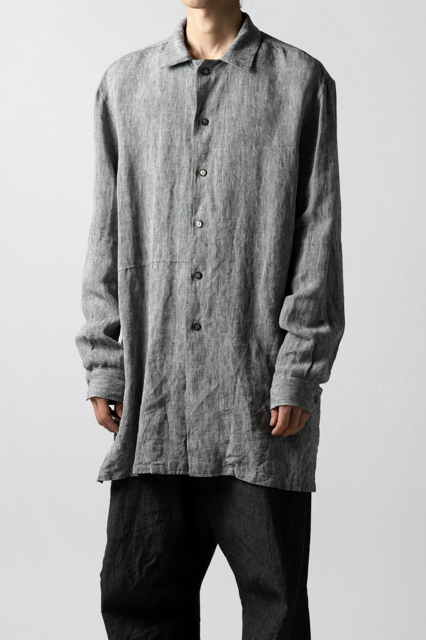 forme d'expression De Stijl Long Shirt (Grey)